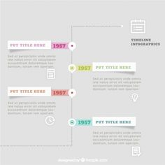 Timeline Template  GrafikaNet    Timeline And Templates