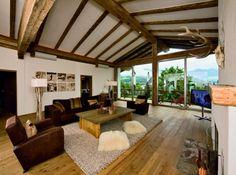 Kitzhof Suite mit Ausblick auf Kitzbühel im Hotel Kitzhof Mountain Design Resort @hotelkitzhof