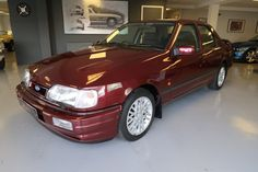 1991 Ford Sierra RS Cosworth Sapphire 4x4 13,000 miles ONE OWNER for sale at Woldside Classic and Sports Car in Louth, Lincolnshire.