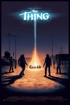 The Thing by Matt Ferguson - bigtoe142@hotmail.com