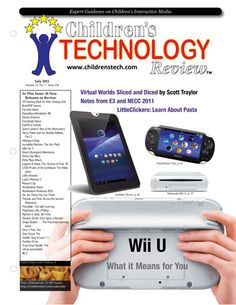 Children's Technology Review is a monthly PDF newsletter — modeled in the spirit of Consumer Reports — designed to summarize products and trends in children's interactive media.  There is no advertising content, in any form.