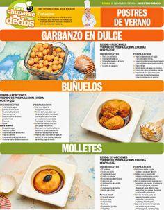 Cocinas y Recetas
