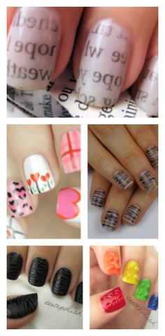 5 Must Try Nail Tutorials (VIDEO)