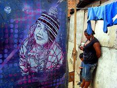 C215 - Eldorado favela (Brazil) | www.myspace.com/c215 | C215 | Flickr