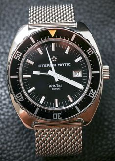 Eterna Heritage Super KonTiki 1973 Limited Edition 'Team aBlogtoWatch' Watch Review