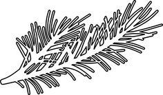 Impression Obsession Pine Branch Die Die