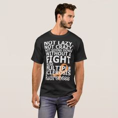 #A Fight Raise Multiple Sclerosis Awareness Tshirt - #autism #tshirts #autistic #awareness #autismpride