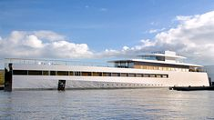 Venus (2012) by Philippe Starck. Engineered by De Voogt Naval Architects