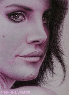 Lana Del Rey - Young and Beautiful by A-D-I--N-U-G-R-O-H-O.deviantart.com on @deviantART