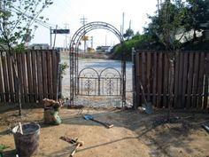[오래된 집 복원기] #33 시골집을 내 손으로 고치는 재미 : 네이버 블로그 Arch, Outdoor Structures, Patio, Garden, Outdoor Decor, Home Decor, Longbow, Garten, Decoration Home
