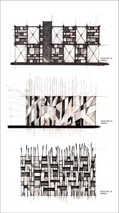 facade composition - unkonwn author