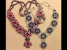 G and JP  Necklace Tutorial
