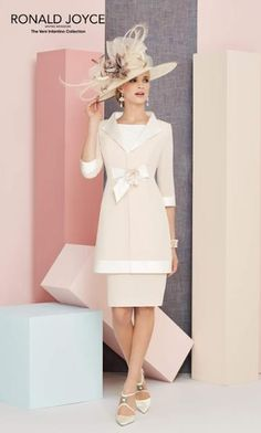 Veni Infantino Mother Of The Bride 991301 Almond Ivory -