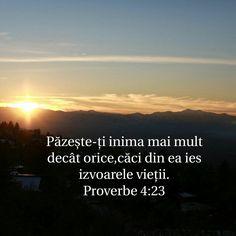 Proverbe 4:23