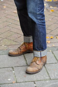 Men's Winter Fashion: Dress up your boots!