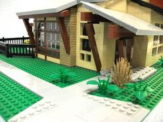 724 S. Lone Brook way: A LEGO® creation by Boise Brick : MOCpages.com