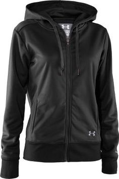 Cabela's: Under Armour® Women's Storm Armour® Full Fleece - Zip Hoodie.