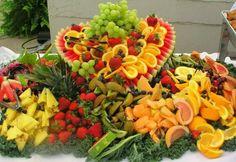 Wedding Receptions Foods Displays - Bing Images