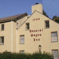General Wayne Inn<br />Merion Station, Pennsylvania
