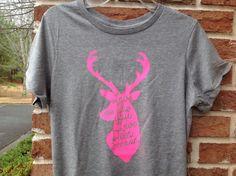 Love Me Like You Love Deer Season Shirt, T-Shirt, Deer Hunting, Women's Shirt, Ladies Shirt, Camo