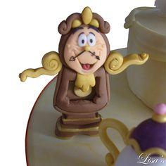 cogsworth cake topper lisas