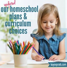 The homeschool curriculum that we've (finally) settled on, and why it's working for us!