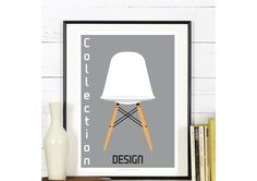 #affiche #design inspiration scandinave #deco par affiche-rgb4you