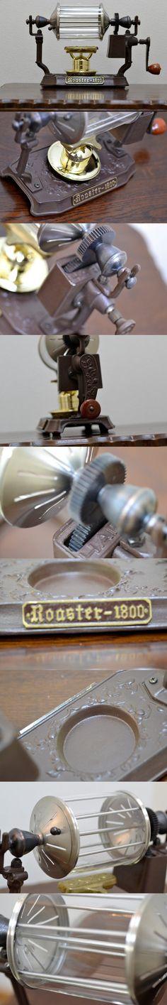 Coffee Roaster - Roaster 1800 #CoffeeRoaster