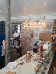café pinson // paris // on www.70percentpure.be