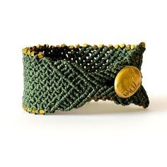 Tronquitos Bracelet II, 152€,  by ISHI !! From Mexico !!