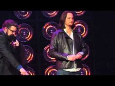 Home Free's Tim Foust hits high & low notes on Your Man - YouTube