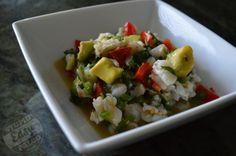 DSC_0219 Simple Shrimp Ceviche