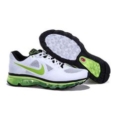 purchase cheap 35c8d 07ea2 Dealextreme Nike Air Max 2013 Shoes White Green New005 Nike Air Max Mens, Nike  Max