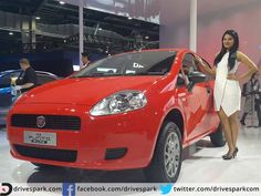 Auto Expo: Fiat Punto Pure Launched - A Backstep In The Right Direction  #AutoExpo2016 #Fiat