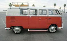 vw bus: 1965 Volkswagen 11 Window Kombi