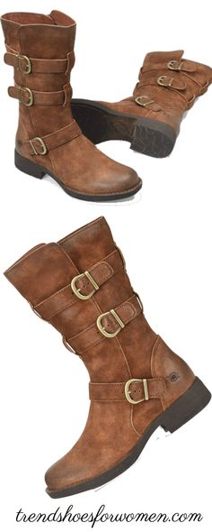 253f6a181cf9 It is Born Shoes. It is Moto booties. It is classic of Born shoes