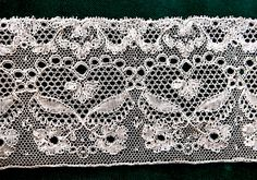 Danmarks Store Hjerte Tønderknipling /  Great heart of Denmark - Tonder lace