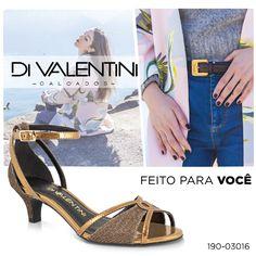 Esse modelo você encontra na loja Fama Calçados ➡ Rua Augusto A. Guimarães, S/N - QD. 16,LT. 01 Bairro: Centro. Caldas Novas - GO Fone: (64) 3453-1338