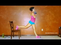 Melissa Bender Fitness: Lower Body Workout