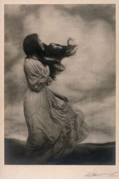 The Breeze Photographer; Charles Borup, c 1911
