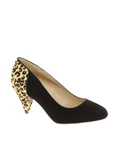 I have way too many shoes and yet I really want more.  Love these!