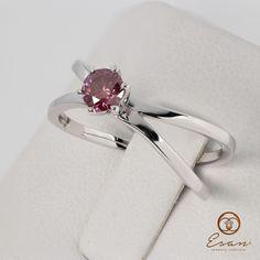 Ring diamond pink Pink Diamond Ring, Jewelry, Jewlery, Bijoux, Schmuck, Jewerly, Jewels, Jewelery, Fine Jewelry