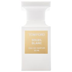 Shop Soleil Blanc by TOM FORD at Sephora. This fragrance features decadent notes of cardamom oil, bergamot, benzoin extract, and pistachio.