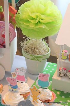 Peppa Pig Birthday Party Ideas | Photo 1 of 32 | Catch My Party