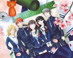 trendy Ideas for fruit basket manga kawaii Fruits Basket Manga, Kyo Manga, Manga Anime, Anime Kiss, Manga Girl, Tips And Tricks, Anime Reviews, Fruit Of The Spirit, Cute Anime Couples