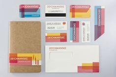 Deichmanske Main Library    Visual Identity, Posters & Magazine