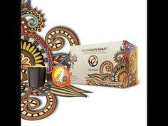 Colombian Roast™   ORGANO™ - YouTube Blended Coffee, Bracelet Watch, Tea, Youtube, Accessories, Roast, Organic, Videos, Gourmet