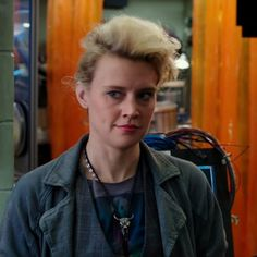 Bull Skull Pendant Necklace Kate McKinnon in Ghostbusters (2016)