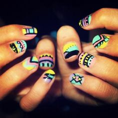 cool nails <3