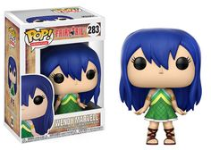 Funko pop. Fairy Tail. Wendy Marvell.